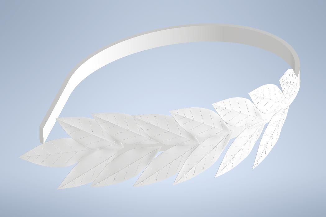 CAD fil cæsar krans for SONY Music og Benjamin Hav