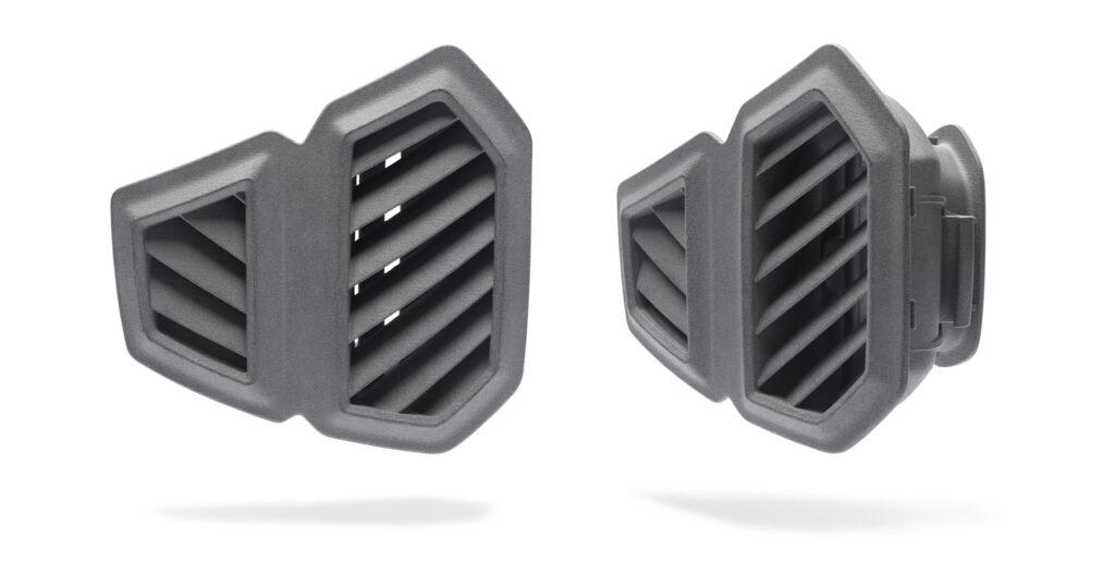 MJF Print af elektronikbeholder HP 3D Print