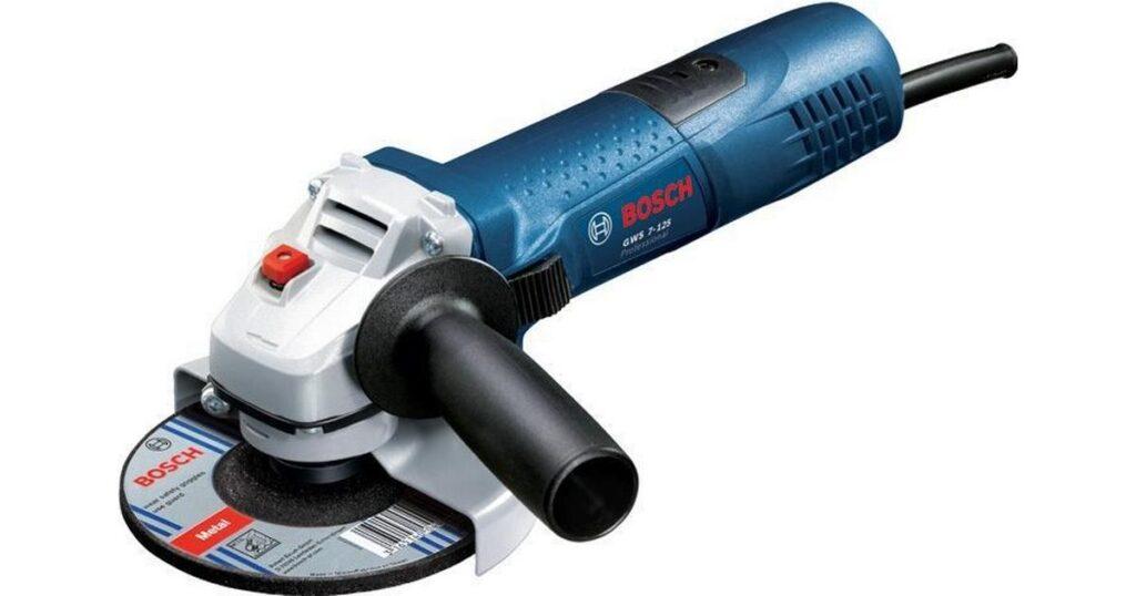 Bosch Vinkelsliber Profesional GWS 7-125 til værksted