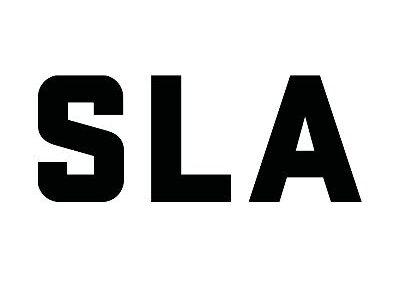 SLA arkitekt logo