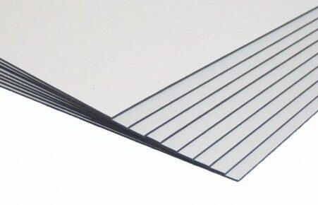 skiltepap 1 mm til laserskæring