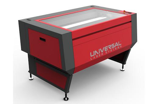 ILS 12.150 Red - Rød laserskærer 75W eller 150W