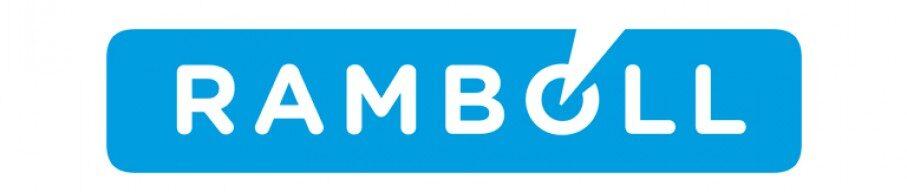 Rambøll logo teknisk tegning